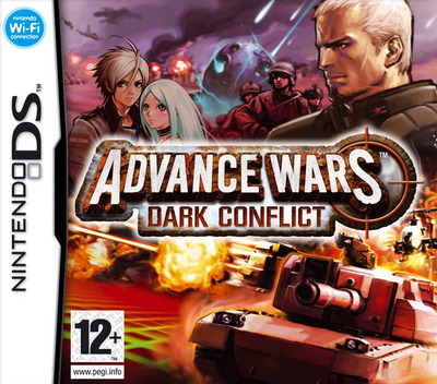 Advance Wars - Dark Conflict DS coverM (YW2P)