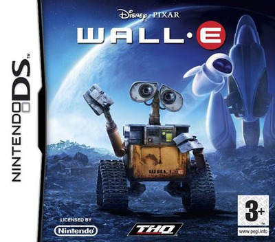 WALL-E DS coverM (YWLP)