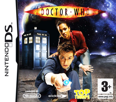 Doctor Who DS coverM (YWOP)