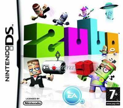 Zubo DS coverM (YWZP)