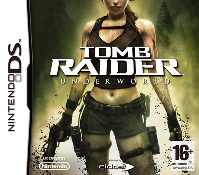 Tomb Raider - Underworld DS coverM (YX8X)