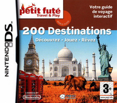 Petit Fute - Travel and Play DS coverM (YYFF)