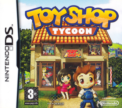 Toy Shop Tycoon DS coverM (YYTP)