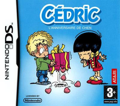 Cedric - L'Anniversaire de Chen DS coverM (YYXF)