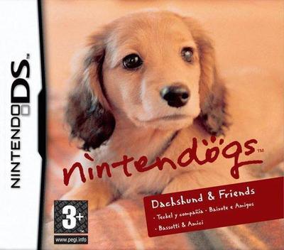 Nintendogs - Baixote e Amigos DS coverM (ADGP)