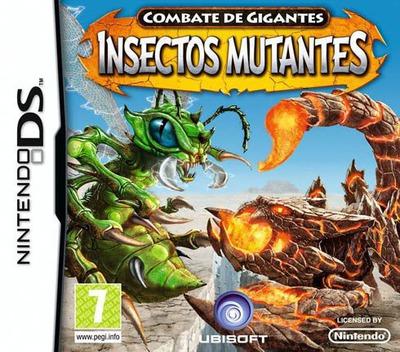 Combate de Gigantes - Insectos Mutantes DS coverM (BIGP)