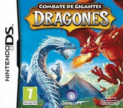 Combate de Gigantes - Dragones DS coverM (C7UP)