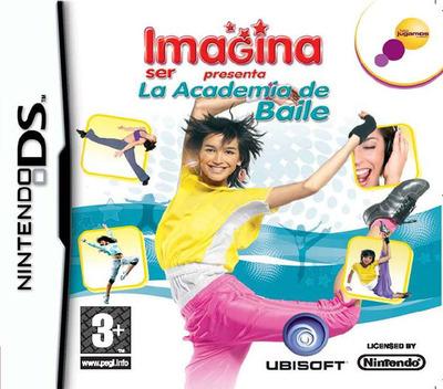 Imagina Ser Presenta - La Academia De Baile DS coverM (CDSP)