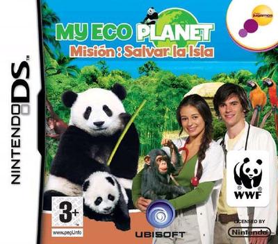My Eco Planet - Misión Salvar la Isla DS coverM (CGQP)