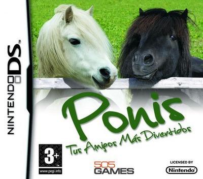 Ponis Tus Amigos Más Divertidos DS coverM (CPOP)