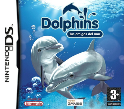 Dolphins - Tus amigos del mar DS coverM (YDPP)