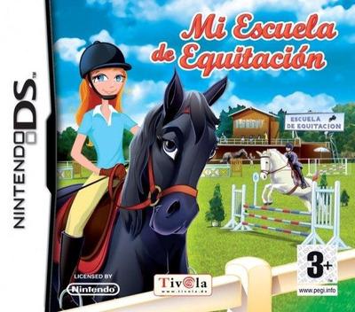 Mi Escuela De Equitación DS coverM (YRTY)
