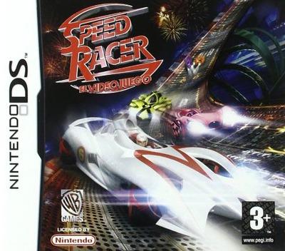 Speed Racer - El Video Juego DS coverM (YYRP)