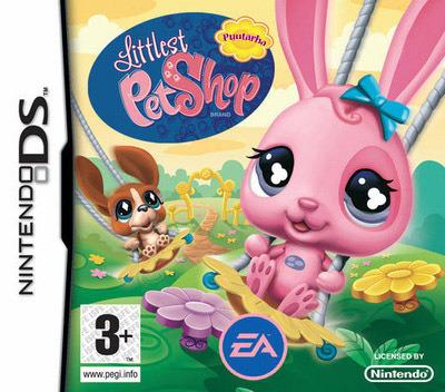 Littlest Pet Shop - Puutarha DS coverM (CPSP)
