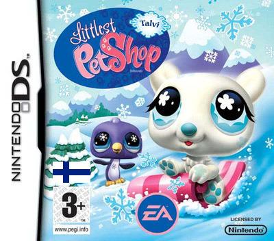 Littlest Pet Shop - Talvi DS coverM (CPWP)