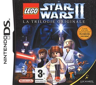 LEGO Star Wars II - La Trilogie Originale DS coverM (AL7P)