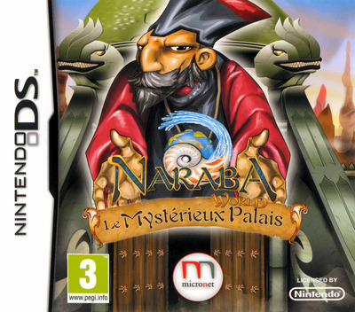 Naraba World - Le Mystérieux Palais DS coverM (B4ZP)