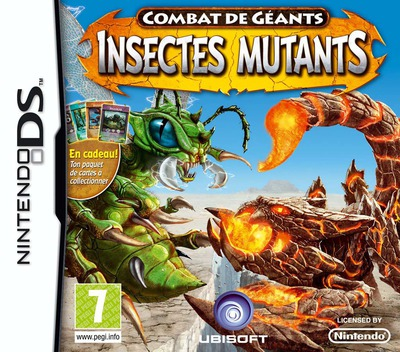 Combat de Géants - Insectes Mutants DS coverM (BIGP)