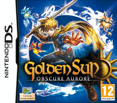 Golden Sun - Obscure Aurore DS coverM (BO5P)