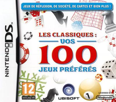 Les Classiques - Vos 100 Jeux Préférés DS coverM (BOZP)