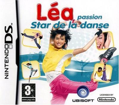Léa Passion - Star De La Danse DS coverM (CDSP)