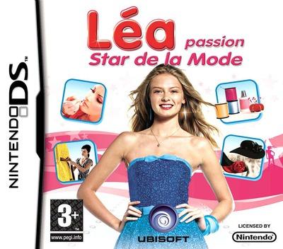 Léa Passion - Star De La Mode DS coverM (CFDP)