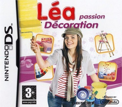 Léa Passion - Décoration DS coverM (CIDP)