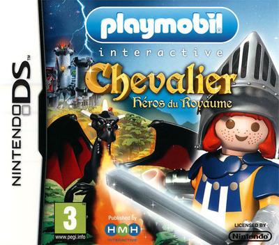 Playmobil Interactive - Chevalier - Héros du Royaume DS coverM (CIYP)