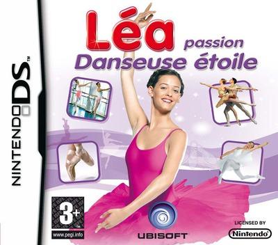 Léa passion - Danseuse étoile DS coverM (CLBP)