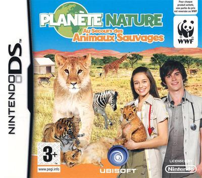 Planète Nature - Au Secours des Animaux Sauvages DS coverM (CPVP)