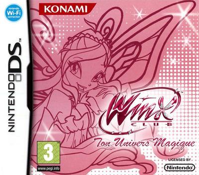 Winx Club - Ton Univers Magique DS coverM (CWYP)