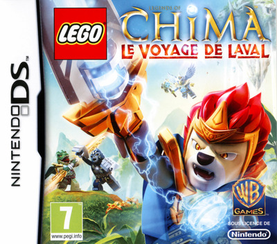 LEGO Legends of Chima - Le Voyage de Laval DS coverM (TCBF)