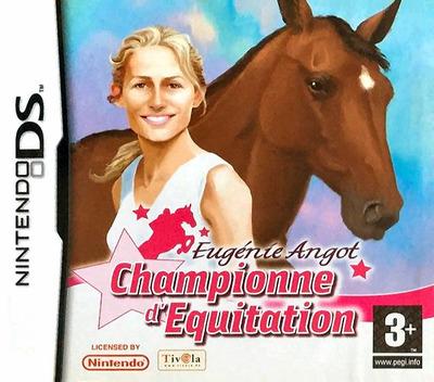 Eugénie Angot - Championne d'Equitation DS coverM (YRTX)