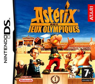 Aterix Aux Jeux Olympiques DS coverM (YRZP)