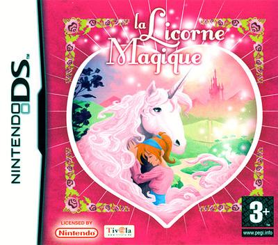 La Licorne Magique DS coverM (YSAX)