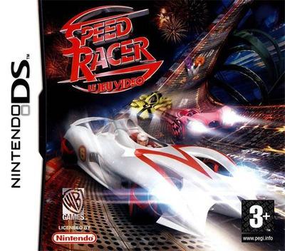 Speed Racer - Le Jeu Video DS coverM (YYRP)