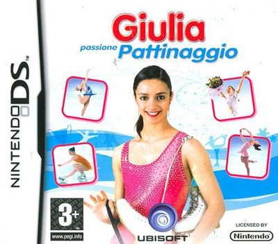 Giulia Passione - Pattinaggio DS coverM (AFQP)