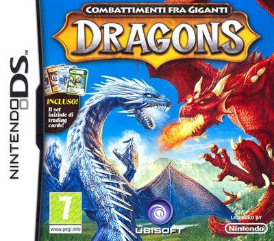 Combattimenti fra Giganti - Dragons DS coverM (C7UP)