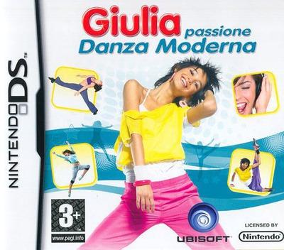 Giulia Passione - Danza Moderna DS coverM (CDSP)