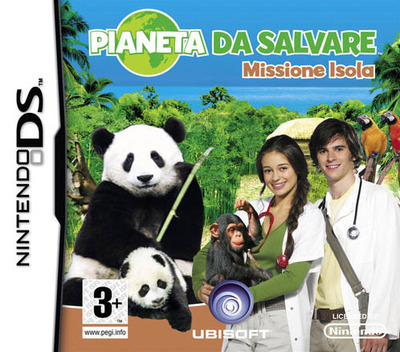 Pianeta Da Salvare - Missione Isola DS coverM (CGQP)