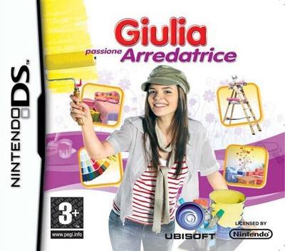 Giulia Passione - Arredatrice DS coverM (CIDP)