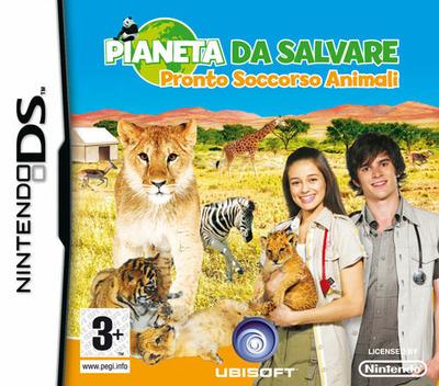 Pianeta Da Salvare - Pronto Soccorso Animali DS coverM (CPVP)