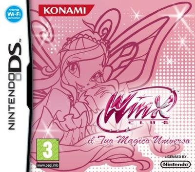 Winx Club - il Tuo Magico Universo DS coverM (CWYP)