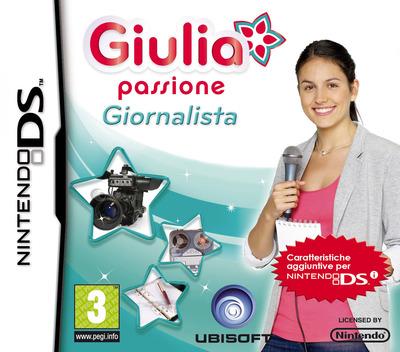 Giulia passione - Giornalista DS coverM (VRPV)