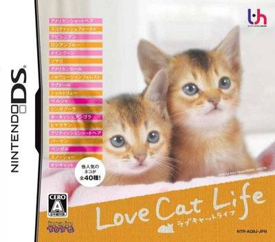 Love Cat Life DS coverM (AQ9J)