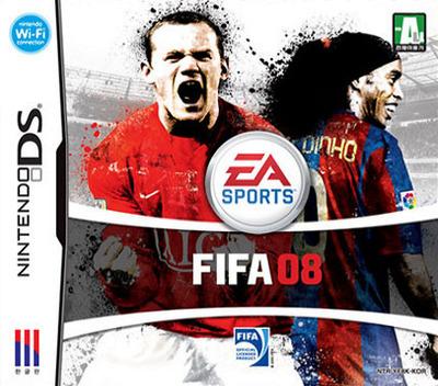 FIFA 08 DS coverM (YF8K)