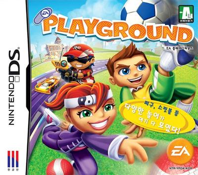 EA 플레이그라운드 DS coverM (YPGK)