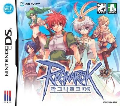 라그나로크 DS DS coverM (YRBK)