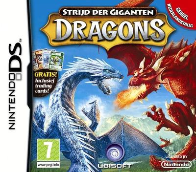 Strijd der Giganten - Dragons DS coverM (C7UP)