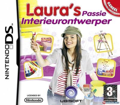 Laura's Passie - Interieurontwerper DS coverM (CIDP)